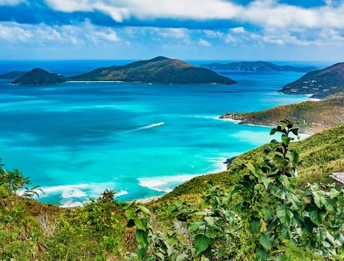 Britisch Virgin Islands Tortola